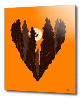 love climbing