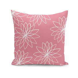 Dusky Pink Flowers