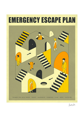 Emergency Escape Plan (3)
