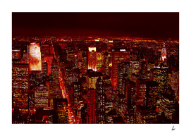 New York City Red Nights