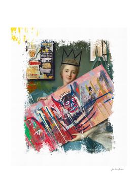 Basquiat Fan