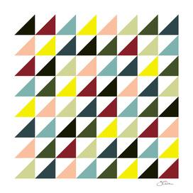 Mid-century triangles