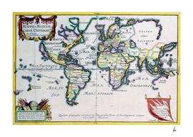 Mappe Monde World Map