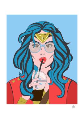 Superhero Coffee Break
