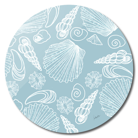 Seashell Pattern Design