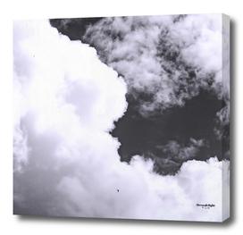 Edge of a cloud