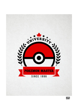 University Pokemon