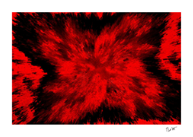 Fire Behind Glass (Red series #11)
