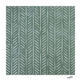Herringbone chalkboard pattern