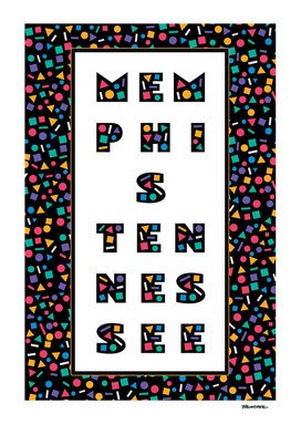 Memphis Tennessee – Typo