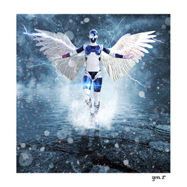 Robot Angel by GEN Z