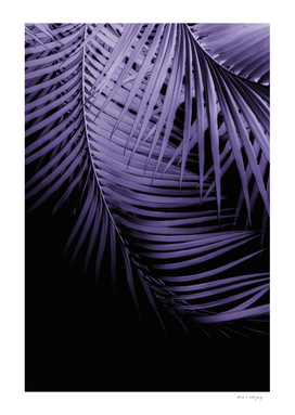 Palm Leaves Ultra Violet Vibes #1