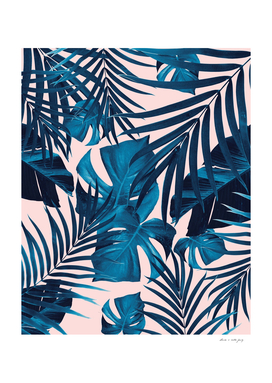 Tropical Jungle Leaves Pattern #6