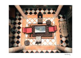 Moroccan Riad Interior