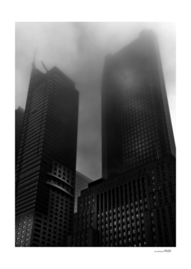 Downtown Toronto Fogfest No 2