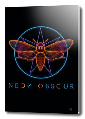 Acherontia Atropos Neon Obscur