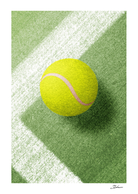 BALLS / Tennis (Grass Court)