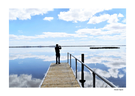 Lake Colac Reflections