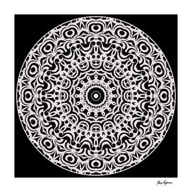 Tribal Mandala C5