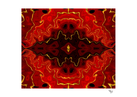Ruby Gold Focal