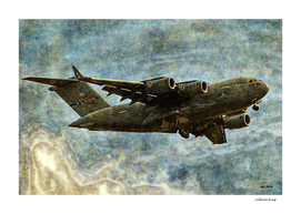 024 Boeing C-17 Globemaster III