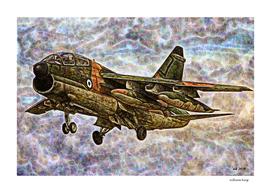 031 LTV A-7 Corsair II