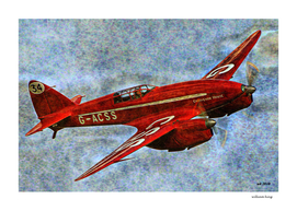 038 de Havilland DH.88 Comet