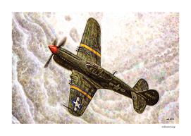 049 P40 Kittyhawk