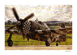 050 Republic P-47 Thunderbolt