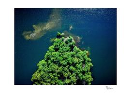 Archipelago Island - Aerial Photography