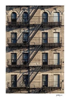 New York Facade 002