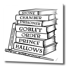 Harry Potter Books 7