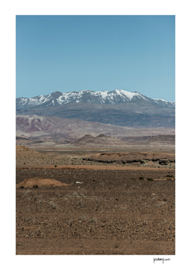 Mountain in Morocco 002