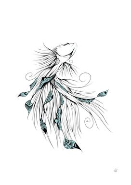 Poetic Betta Fish
