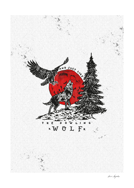 The Howling Wolf