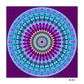 Geometric Mandala G382