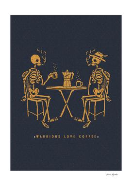Warriors Love Coffee