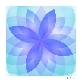 Mandala Lotus Flower G303