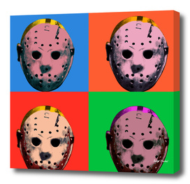 Warhol's Jason Vorhees