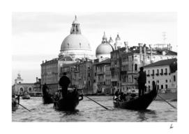 Venice Austria Gondolas