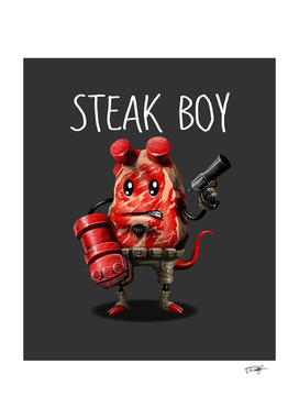 Steak Boy