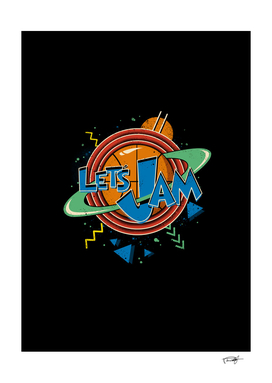 Let's Jam - Color Sep