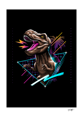 Rad T Rex -w texture -Color Sep