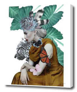the jungle lady