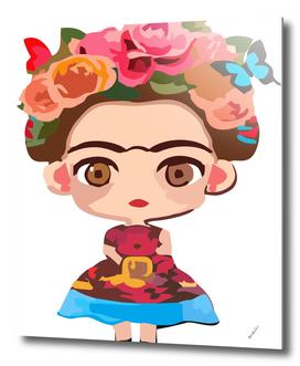 Frida cute