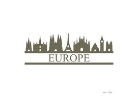 skyline europe