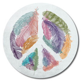Feathers for Peace
