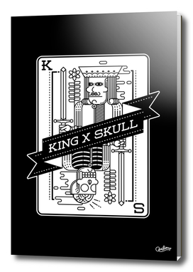King and Skull