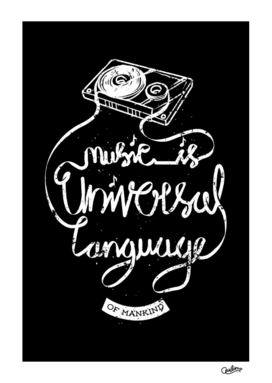 Music is Universal Language of Mankind