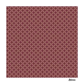 Maroon Red Purple Royal Diamond Pattern